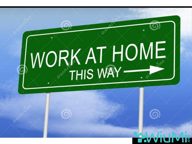 Online Work from Home-Hiring Now - 1/3