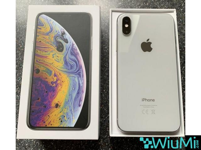 Apple iPhone XS 64GB = $450USD  , iPhone XS Max 64GB = $480USD ,iPhone X 64GB = $350USD - 1/5