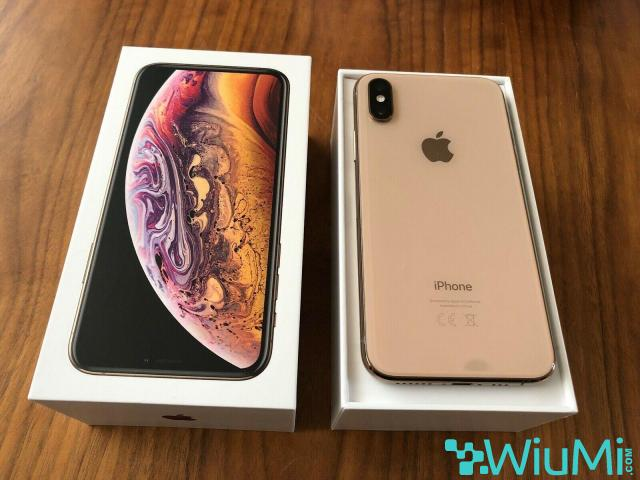 Apple iPhone XS 64GB = $450USD  , iPhone XS Max 64GB = $480USD ,iPhone X 64GB = $350USD - 3/5