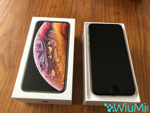 Apple iPhone XS 64GB = $450USD  , iPhone XS Max 64GB = $480USD ,iPhone X 64GB = $350USD - 4/5