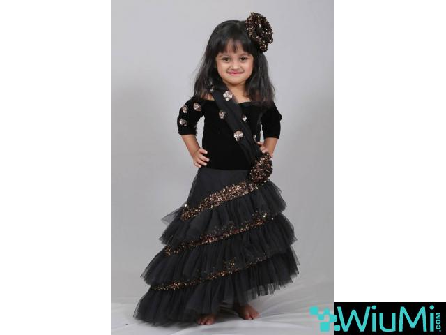 Get Party Wear Gowns For Girls From Mirraw At Best Prices - 1/1
