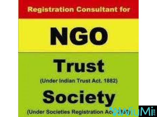NGO Registration in India - 1/1