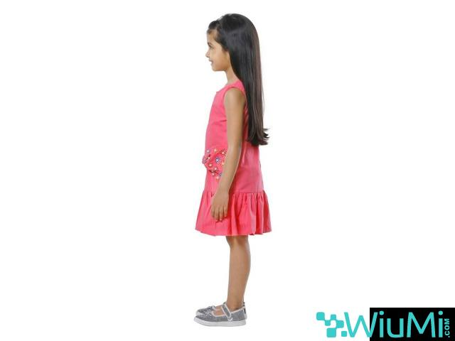 Buy kids frock online from Mirraw with lowest cost. - 2/3
