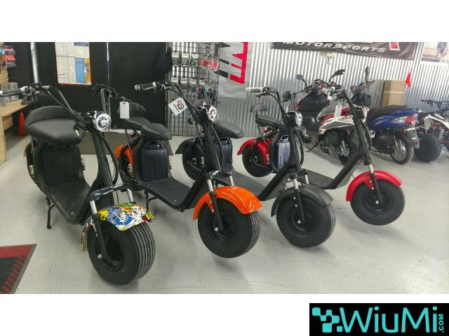 For sale Citycoco 2000w Electric Scooter Big Wheel - 2/2