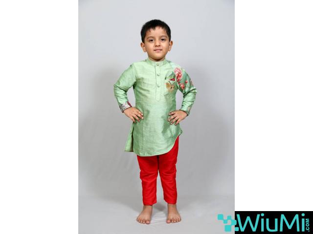 Shop Boys Clothing From Mirraw At Best Prices - 1/2