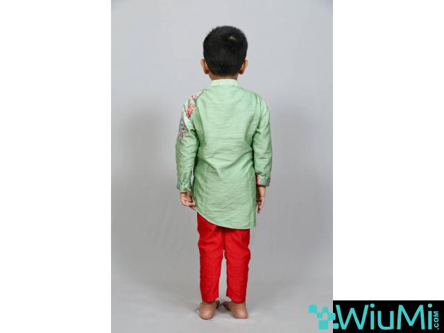 Shop Boys Clothing From Mirraw At Best Prices - 2/2