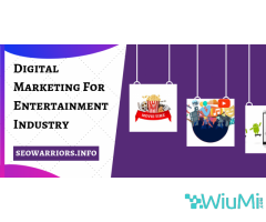 Digital Marketing For Entertainment Industry | SEOWarriors