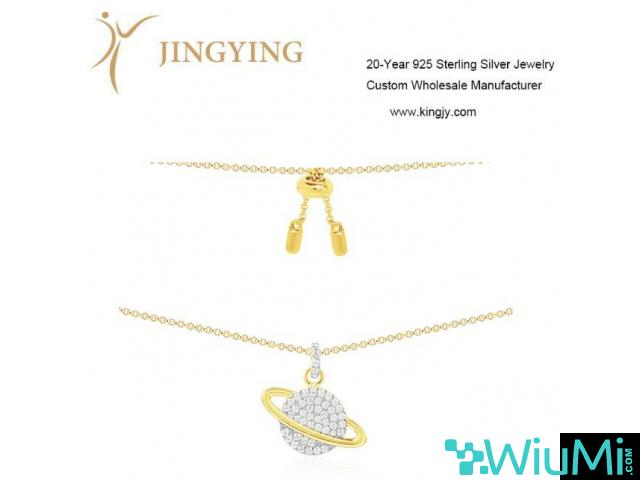 Necklaces Rings Sterling silver jewelry wholesaler - 1/1