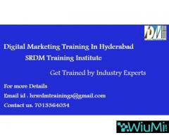 Digital Marketing Training in Hyderabad |srdmacademy