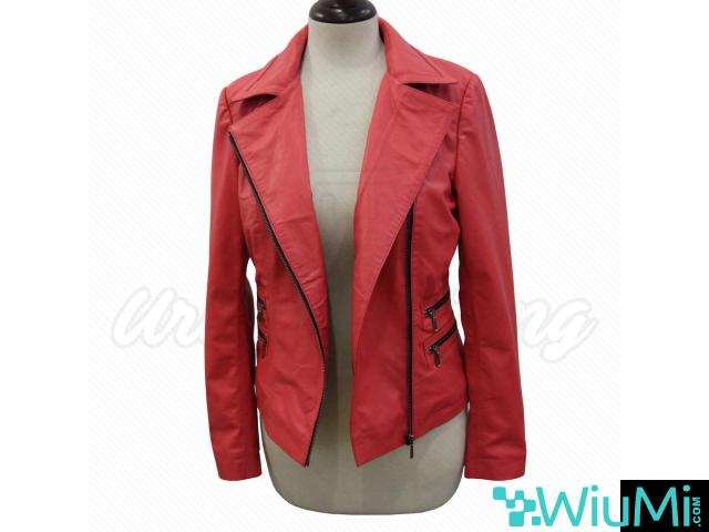 leather and textile jackets - 1/5