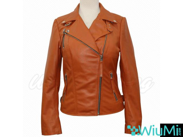 leather and textile jackets - 4/5