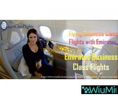 Make Your Journey More Exciting With Emirates Business Class Flights