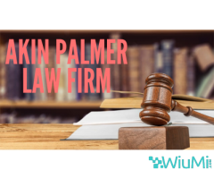 Why to Hire Akin Palmer?