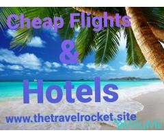 Cheap flights and hotels worldwide