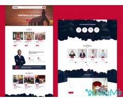 Zegen - Best Church WordPress Theme by  zozothemes
