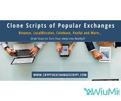 Clone Scripts of Popular Cryptocurrency Exchanges