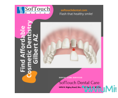 Find Affordable Cosmetic Dentistry Gilbert AZ