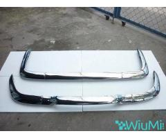 Renault Caravelle / Floride stainless steel bumpers