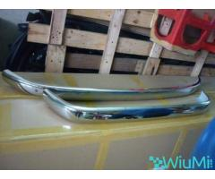 BMW Isetta stainless steel bumpers