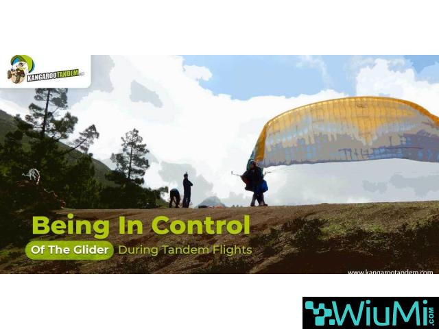Controlling The Paraglider During Tandem Flights - 1/1