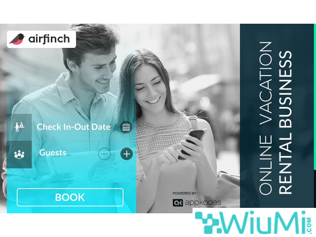 Airfinch Car Rental Software for Best Price - 1/1