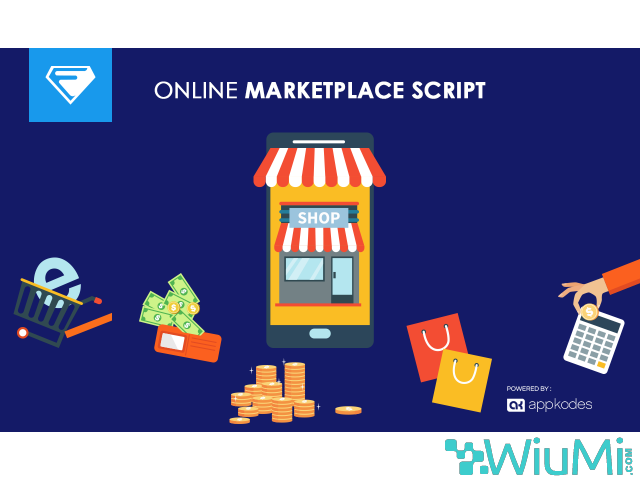 Start Your Own Multi-Vendor Marketplaces App Script - 1/1