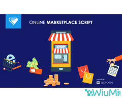 Start Your Own Multi-Vendor Marketplaces App Script
