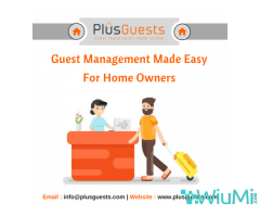 Guest Management Made Easy for Home Owners