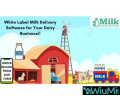 Milk Delivery App Services