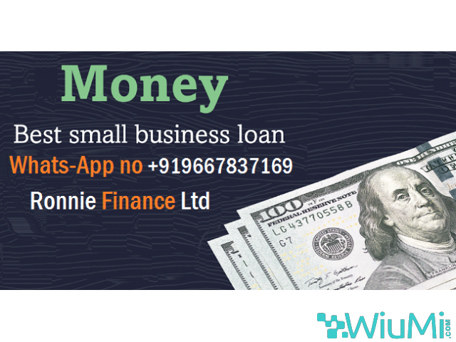 Are you in need of a loan Do you want to pay off your bills apply now - 1/1