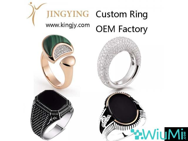 custom bracelet bangles gold plated silver jewelry supplier and wholesaler - 1/1