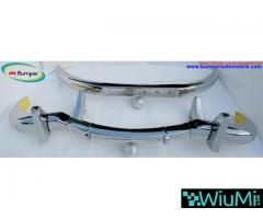 Mercedes 300 SL bumper (1957-1963) by stainless steel - Image 3/5