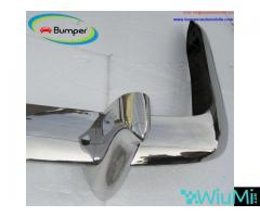 Volkswagen Type 34 bumper (1962-1969) by stainless steel - Image 3/5