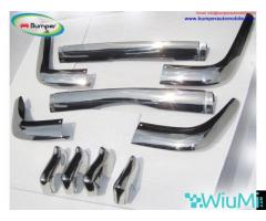 Volkswagen Type 34 bumper (1962-1969) by stainless steel - Image 5/5