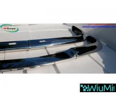 BMW 2000 CS bumper (1965-1969 by stainless steel - Image 2/3