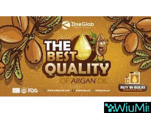 ZineGlob: producer and supplier of Argan Oil - 1/4
