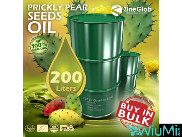 ZineGlob: producer and supplier of  Prickly Pear Oil - 3/3
