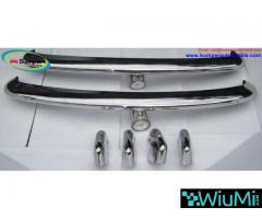 Volkswagen Type 3 bumper (1963-1969) by stainless steel - Image 2/4