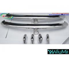 Volkswagen Type 3 bumper (1963-1969) by stainless steel - Image 3/4