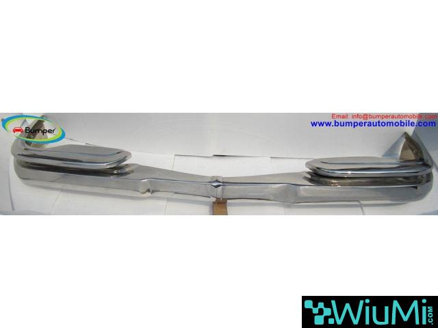 Mercedes W111 coupe bumpers (1959 - 1968) - 3/4