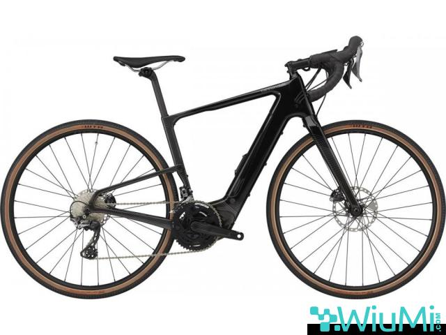 2021 Cannondale Topstone Neo Carbon 2 - Electric Road Bike - (worldracycles) - 1/1