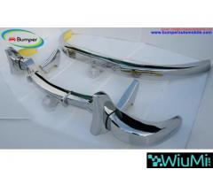Mercedes 300SL gullwing coupe bumper (1954-1957) - Image 3/5