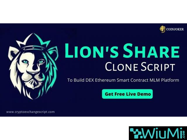 Set up Smart Contract based MLM Platform like Lions Share - 1/1