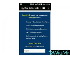 We are Hiring - Earn Rs.15000/- Per month - Simple Copy Paste Jobs - Image 1/5