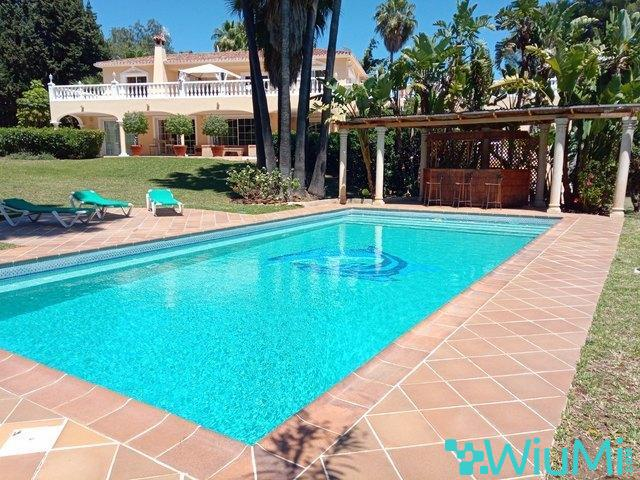 HOUSE FOR RENT -SIERA BLANCA,MARBELLA ( 1000€ PER DAY) - 1/5