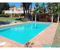 HOUSE FOR RENT -SIERA BLANCA,MARBELLA ( 1000€ PER DAY) - Image 1/5