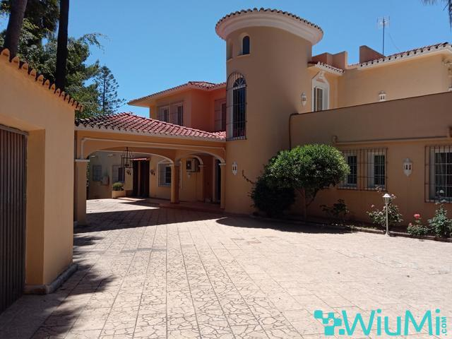 HOUSE FOR RENT -SIERA BLANCA,MARBELLA ( 1000€ PER DAY) - 3/5
