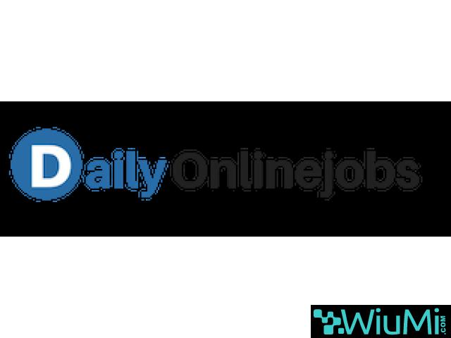 We are Hiring Earn Rs15000 Per month Simple Copy Paste Jobs - 1/1