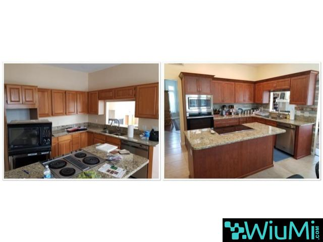 EATING IN A LOT? NOW IS A GREAT TIME TO UPDATE YOUR KITCHEN! - 2/3