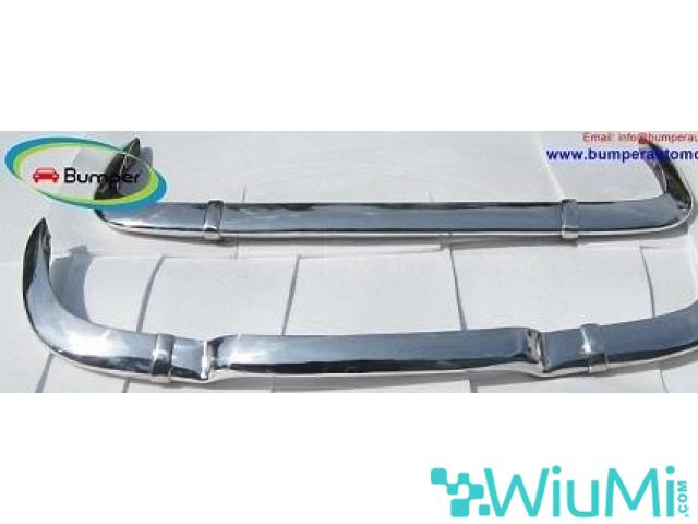 RENAULT CARAVELLE AND FLORIDE BUMPER KIT (1958-1968) - 1/3